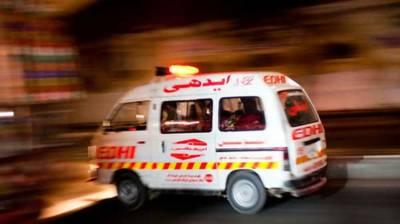 Three killed in bomb blast near Circuit House Ghotki