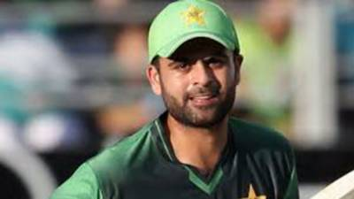 Babar is a role model for youngsters: Ahmed Shehzad