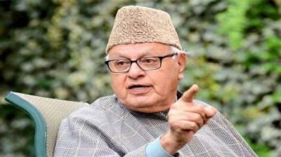 Farooq Abdullah demands restoration of special status for Jammu and Kashmir