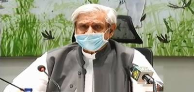 Federal Govt to spend Rs 14 bln & provincial Govts will contribute Rs 12 bln to counter locust: Fakhar Imam