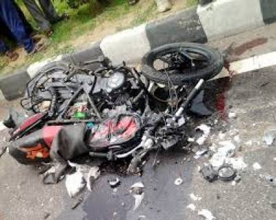 Motorcyclist killed in road accident
