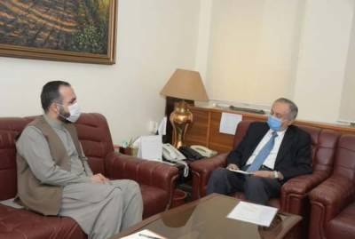 Pakistan to open third trading route with Afghanistan to clear backlog: Razak Dawood