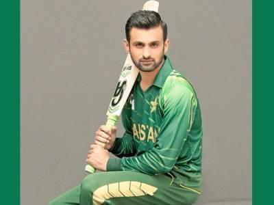 Shoaib Malik to join Pak cricket team in England on July 24 Sohail Ali