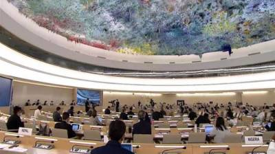 UN Human Rights Council condemns racially discriminatory and violent practices