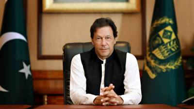 Pakistan opening its airspace for int'l flights today to facilitate stranded overseas Pakistanis: PM