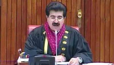 Senate Chairman, Baloch senators call on Governor Punjab