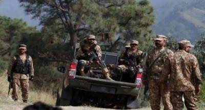 Two security personnel martyred by terrorists near NW, SW district boundary