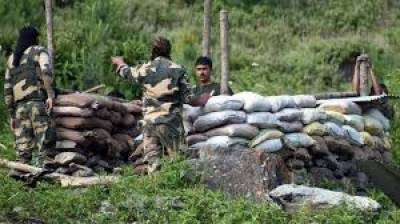 Indian troops continue operations in IOK
