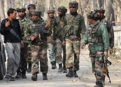 Indian troops killing Kashmiri youth in fake encounters