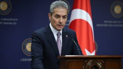 Turkey strongly React against US accusations over Anti Terrorist Operations