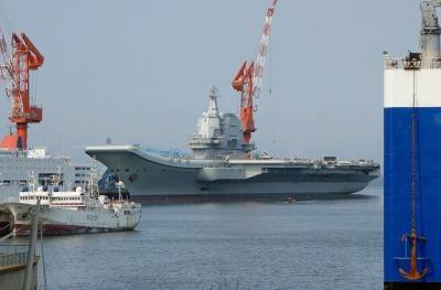 US Navy Aircraft Carriers poke Chinese Military in the Pacific Ocean