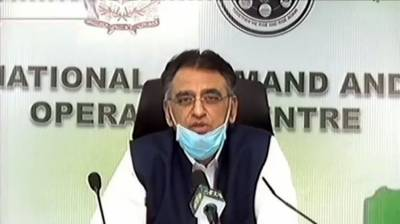 Aim of targeted lockdown to isolate maximum COVID-19 infected cases: Asad