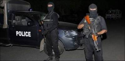 Counter Terrorism Department kills 4 terrorists in a deadly encounter in PESHAWAR