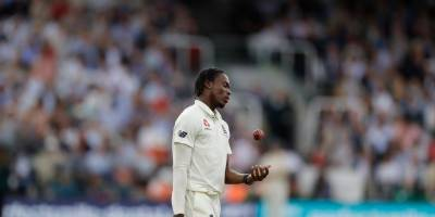 Fit and ready to compete in all three Tests versus Windies, asserts Jofra Archer
