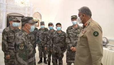 Global cooperation vital to manage corona disease: Army Chief