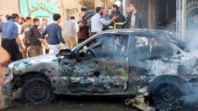 Bomb blast kills eight in Syria