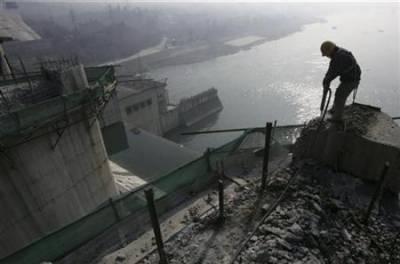Progress Reported over the strategic Diamer Bhasha Dam construction