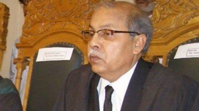 CJP, other judges express grief over death of Syed Usman Ali Shah