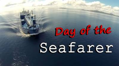Int'l Day of Seafarer being observed today