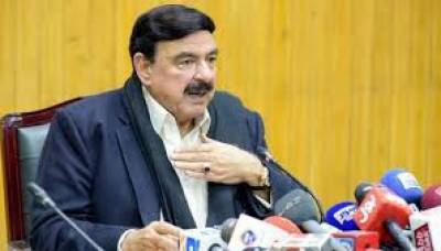 100,000 people to be provided job opportunities under ML-1 project: Sheikh Rasheed