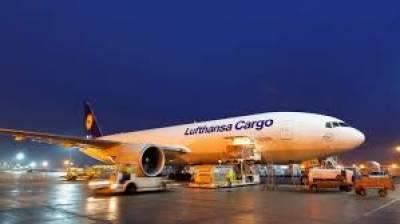 Cargo flights from Sialkot begin