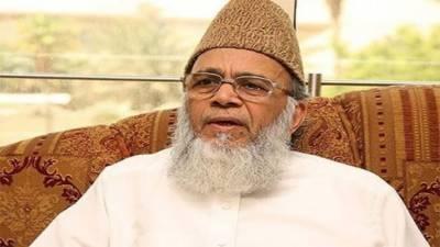 Former JI Ameer Syed Munawar Hassan passes away
