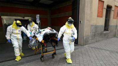 Global death toll from coronavirus rises to over 491,000