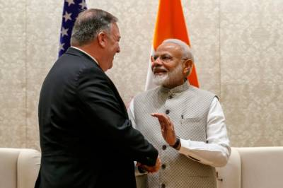 How Should We Interpret Mike Pompeo's Support To India Amid China Standoff?