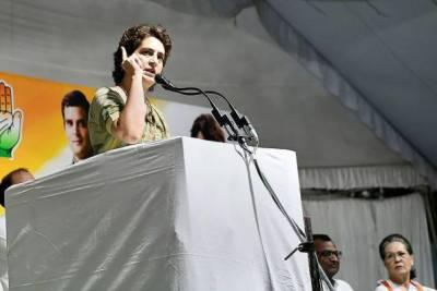 'I'm Indira Gandhi's Granddaughter': Priyanka Gandhi Dares Yogi Adityanath Govt