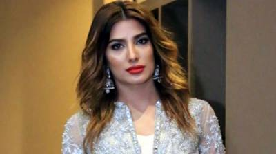 Mehwish Hayat starts learning music during quarantine at home