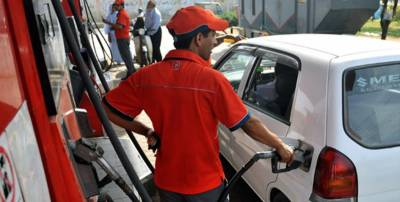 Petrol prices increased from 74.52 to 100.10 rupees per litre