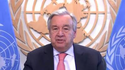 UN Chief calls for networked, effective multilateralism to tackle severe challenges