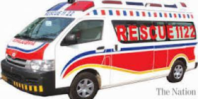 Rescue 1122, RWMC carried out joint disinfection activity