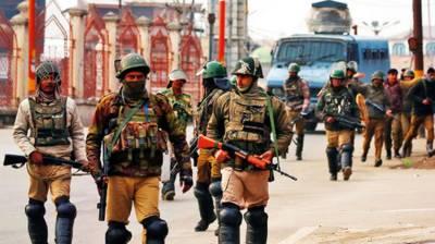 Troops continue massive CASOs in IOJ&K