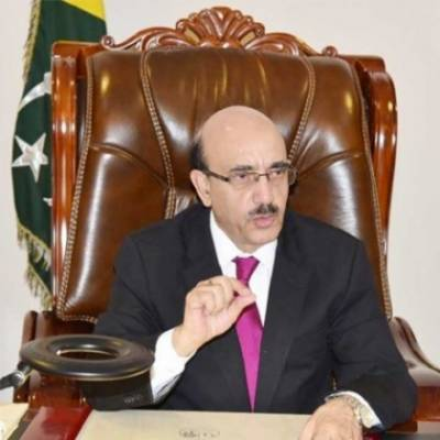 AJK President urges world to take notice on war crimes by fascist Modi-led forces in IOJK: Masood