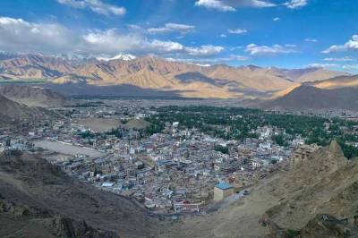 Chinese Tension Haunts Ladakh Even As Valley Remains On The Boil