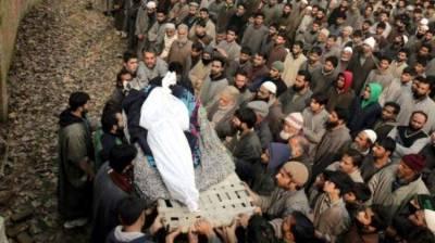 Indian troops martyr three Kashmiri youth in IOJ&K