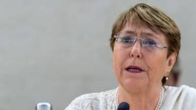 Israel's annexation plans 'illegal': UN rights chief
