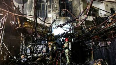 Explosion kills 19 in Iran