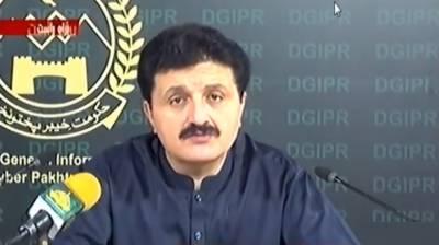 Govt increasing capability of hospitals regarding COVID-19: Ajmal Wazir