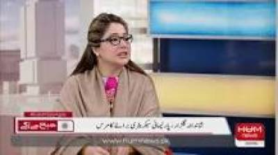 No comparison of past corrupt politicians with sincere PTI leadership' : Shandana Gulzar