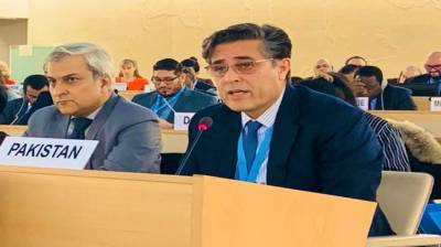 Pakistan calls upon UN to take note of rising human rights abuses in IOJ&K