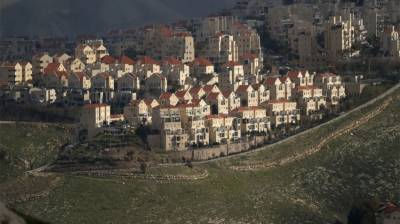 UK warns Israel not to annex part of occupied West Bank