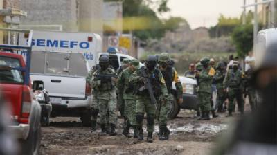 24 killed in Mexico attack