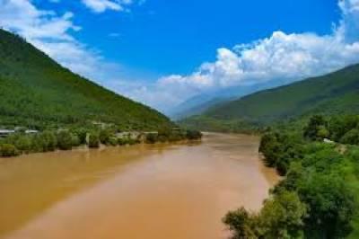 China's second longest river prepares for flood season