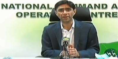 Pakistan acted most responsibly to check spread of Covid-19: Moeed