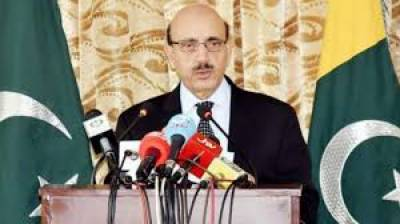 Kashmir-Palestine needs immediate attention; must be resolved peacefully: AJK President