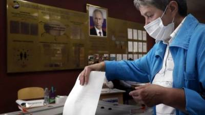Nearly 78% of Russian voters back constitutional reforms