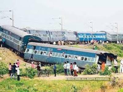 Tahir Malik expresses sorrow over train accident