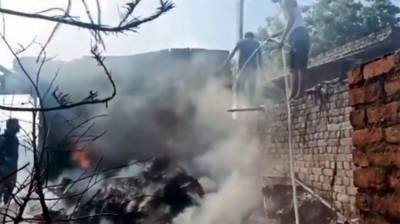Seven killed in factory blast in India